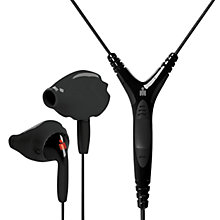 Buy Yurbuds Ironman Inspire Pro In-Ear Headphones with 3 Button Mic/Remote Online at johnlewis.com