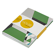 Buy House by John Lewis A6 Notebooks, Pack of 3 Online at johnlewis.com