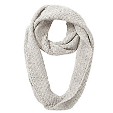 Buy John Lewis Basket Weave Snood Scarf Online at johnlewis.com