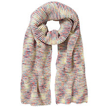 Buy Collection WEEKEND by John Lewis Rainbow Scarf, Multi Online at johnlewis.com