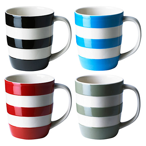 Buy Cornishware Boys Mug, Multi Online at johnlewis.com