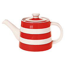 Buy Cornishware Rosie Teapot Online at johnlewis.com