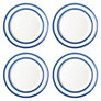 Cornishware Breakfast Plate