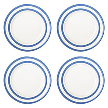 Buy Cornishware Side Plates, Blue Online at johnlewis.com