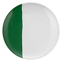 Buy House by John Lewis Dipped Plate Online at johnlewis.com