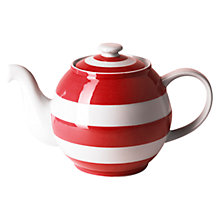 Buy Cornishware Betty Teapot Online at johnlewis.com