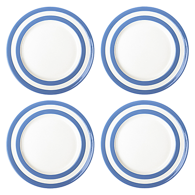 Cornishware Lunch Plate