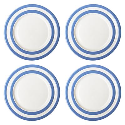 Cornishware Dinner Plates