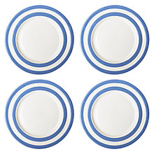 Buy Cornishware Dinner Plates Online at johnlewis.com