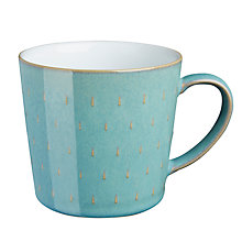 Buy Denby Azure Cascade Mug Online at johnlewis.com