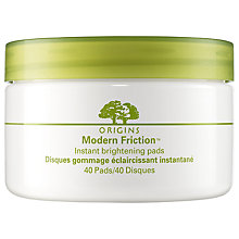 Buy Origins Modern Friction™ Instant Brightening Pads Online at johnlewis.com