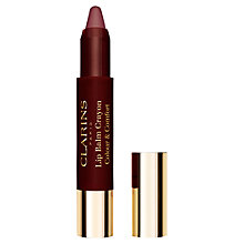 Buy Clarins Lip Balm Crayon Online at johnlewis.com