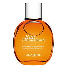 Buy Clarins Eau Ensoleillante, 100ml Online at johnlewis.com