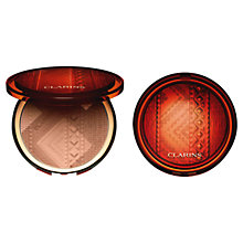 Buy Clarins Colours Of Brazil Summer Bronzing Powder Online at johnlewis.com