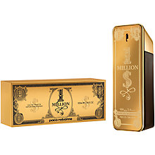 Buy Paco Rabanne 1 Million Limited Edition Eau de Toilette, 100ml Online at johnlewis.com