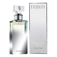 Buy Calvin Klein Eternity Silver Edition Eau de Parfum, 100 ml Online at johnlewis.com