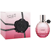 Buy Viktor & Rolf Flowerbomb La Vie En Rose Limited Edition Eau de Toilette, 50ml Online at johnlewis.com