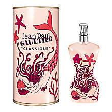 Buy Jean Paul Gaultier Classique Summer Eau de Toilette, 100ml Online at johnlewis.com