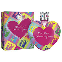 Buy Vera Wang Princess Power Eau de Toilette, 30ml Online at johnlewis.com