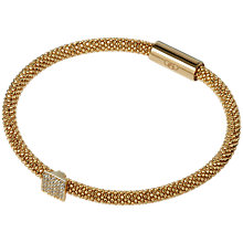 Buy Links of London Star Dust Square Bead Bracelet Online at johnlewis.com