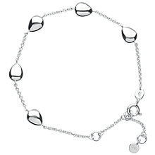 Buy Links of London Sterling Silver Hope Bracelet Online at johnlewis.com