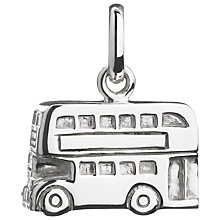 Buy Links of London Bus Charm, Silver Online at johnlewis.com