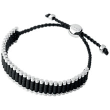 Buy Links of London Adjustable Cord Friendship Bracelet Online at johnlewis.com