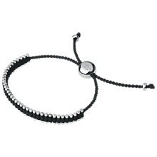 Buy Links of London Sterling Silver Mini Friendship Bracelet Online at johnlewis.com