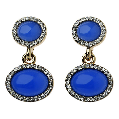 Buy Adele Marie Resin Drop Pendant Earrings Online at johnlewis.com