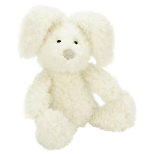 Buy Jellycat Fluffity Bunny Plush, Medium, Cream Online at johnlewis.com