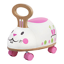 Buy Skipper Ride 'n' Roll Crazy Creatues Rabbit Online at johnlewis.com