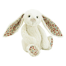 Buy Jellycat Blossom Bunny Plush, Large, Cream Online at johnlewis.com