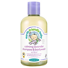 Buy Earth Friendly Baby Lavender Shampoo & Bodywash, 250ml Online at johnlewis.com