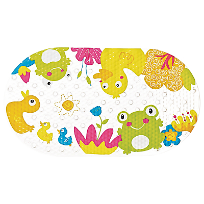 Ted In Tub Baby Bath Mat, Duck/Frog