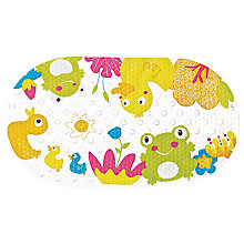 Buy Ted in Tub Bath Mat, Duck/Frog Online at johnlewis.com
