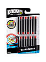 BOOMco Darts, Pack of 16, Assorted