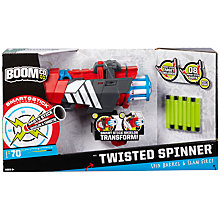 Buy BOOMco Twisted Spinner Blaster Online at johnlewis.com