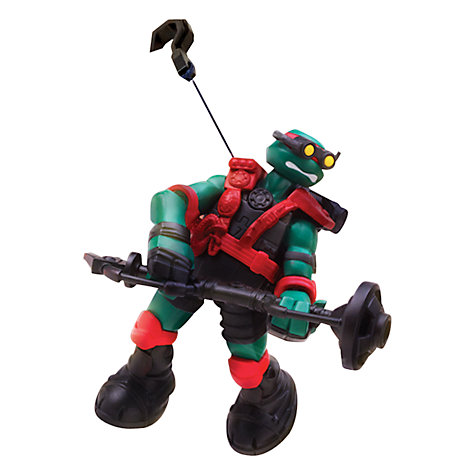 Buy Teenage Mutant Ninja Turtles Stealth Tech Raphael Figure Online at johnlewis.com