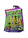 Teenage Mutant Ninja Turtles Mousers Figures, Pack of 7