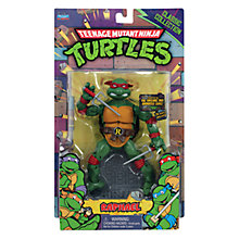 Buy Teenage Mutant Ninja Turtles Raphael Classic Figure Online at johnlewis.com