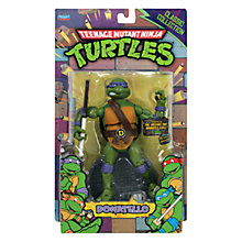 Buy Teenage Mutant Ninja Turtles Donatello Classic Figure Online at johnlewis.com