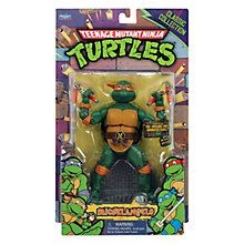 Buy Teenage Mutant Ninja Turtles Michelangelo Classic Figure Online at johnlewis.com
