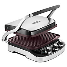 Buy De'Longhi CGH902 5-in1 Grill and Griddle Online at johnlewis.com
