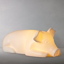 Buy White Rabbit Pickles the Pig Online at johnlewis.com
