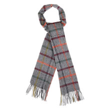 Buy Barbour Bolt Tattersall Scarf Online at johnlewis.com