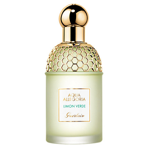 Buy Guerlain Aqua Allegoria Limon Verde Eau De Toilette, 75ml Online at johnlewis.com