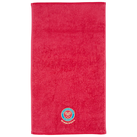 Buy Wimbledon Championship Hand Towel Online at johnlewis.com