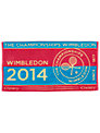 Wimbledon Ladies Championship Towel