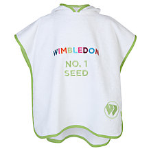 Buy Wimbledon Child's Poncho Online at johnlewis.com