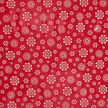 Buy John Lewis Snowflakes PVC Tablecloth Fabric Online at johnlewis.com